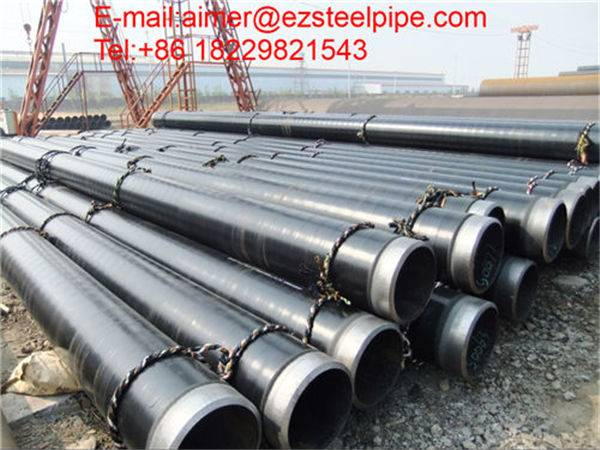 Oil and Gas Seamless Transmission Trunk Pipeline