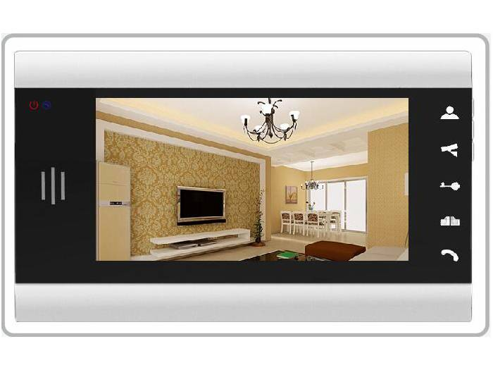 7 inch color Video Door Phone/Video door bell /Video door intercom system