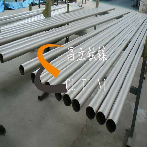 High purity polished  surface nickel pipe/tube