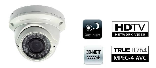 GA-NC4513U 2MP Night Vision Security CCTV IR Cameras