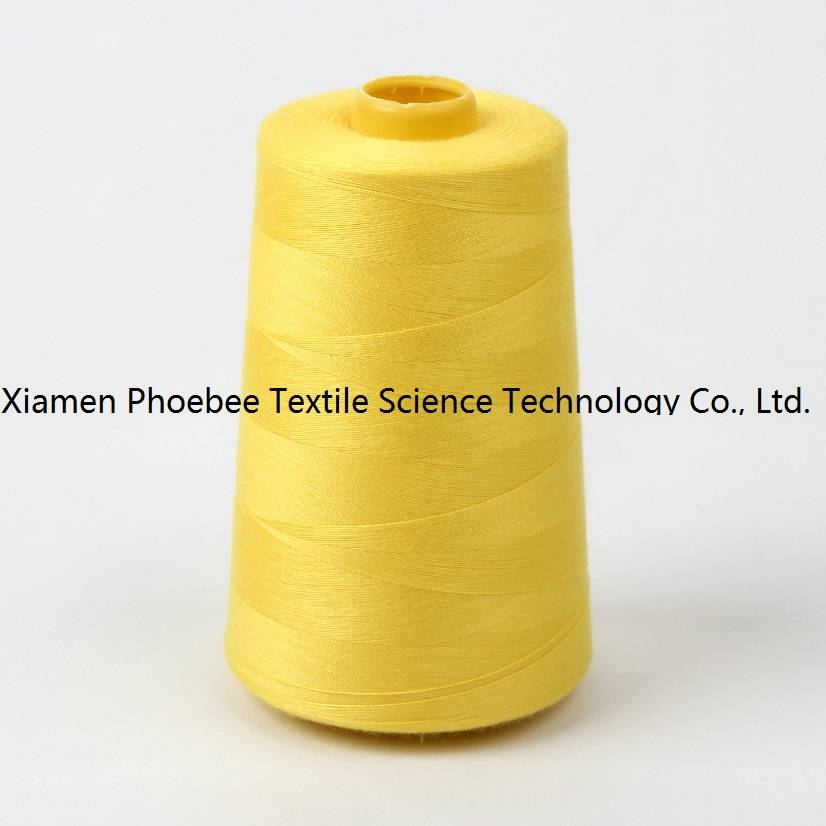 40/2 Dpoe Dyed 100% polyester sewing thread
