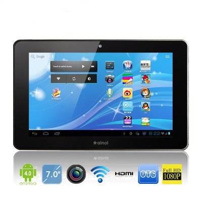 Ainol Novo 7 Elf   Android 4.0 Tablet PC HD Screen
