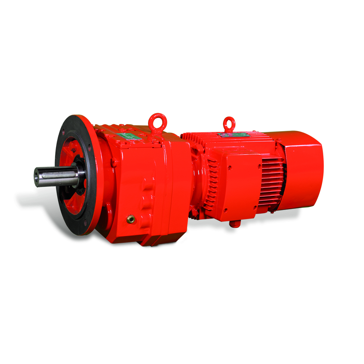 GR series helical gear unit flange mounted for Electricity and power