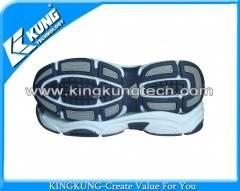 soft shoe material eva+TPR shoe sole for sale/eva shoe sole