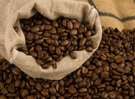 Arabica Roasted coffee