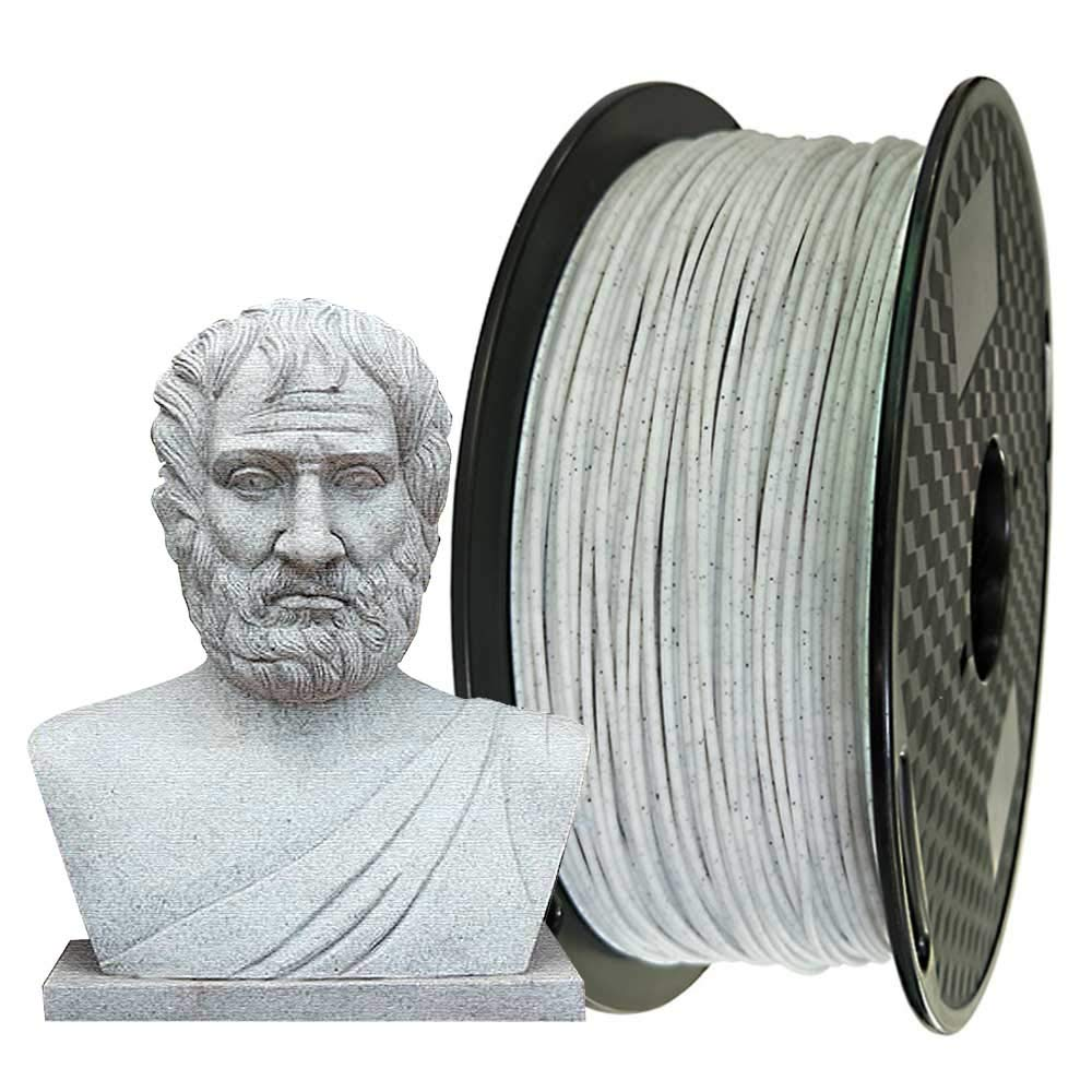Factory RoHS high quality Marble color PLA 3d printer filament