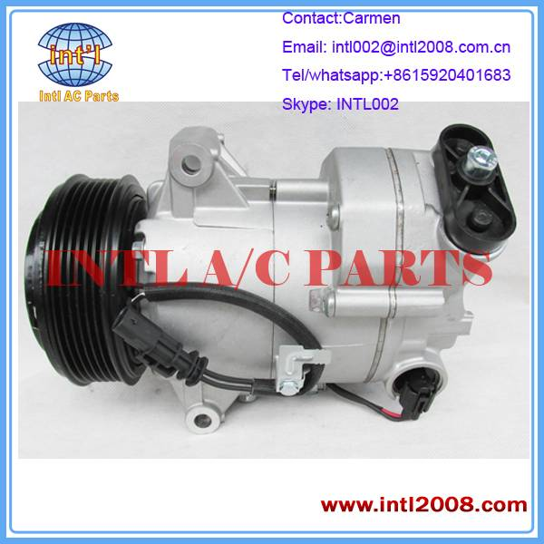 CONDITIONING COMPRESSOR PUMP 6PK 12V vauxhall insignia 401351739 13335256 13450514