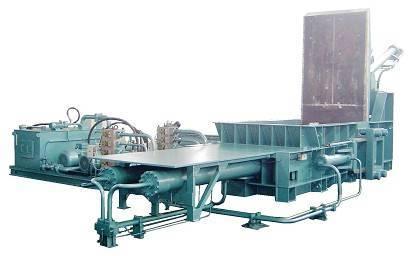 Metal baler Y83-400A
