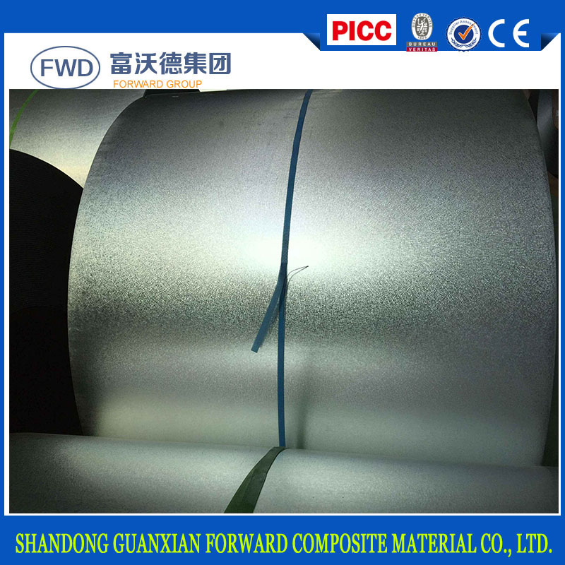 DX51D hot dip galvalume steel coil, aluzinc steel sheets for roofing material