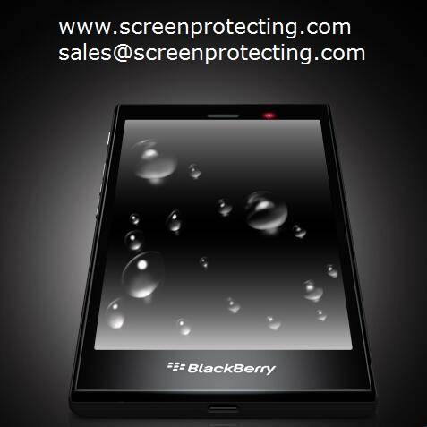 Screen Shield 2.5D Screen Guard 9H Premium Tempered Glass Screen Protector for BlackBerry Z3