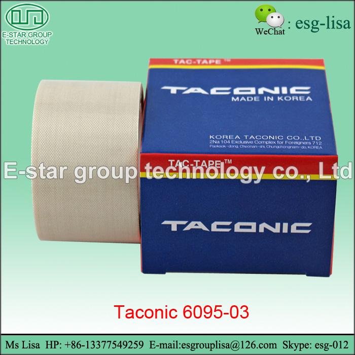 Taconic Teflon Tape PVC Adhesive Korea Cloth Tape