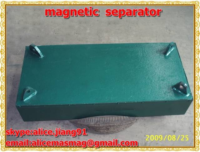 RCDK series Suspended Plate Magnet  Made  In  China