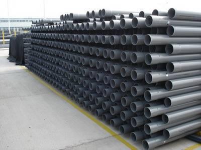 UPVC irrigation pipe