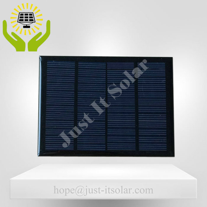12V 100mA 1.2W Epoxy Resin Small Solar Cell