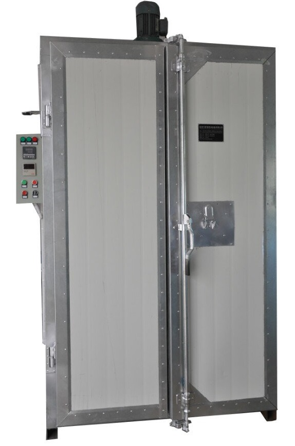 Electric Powder Coat Oven for Powder Coating