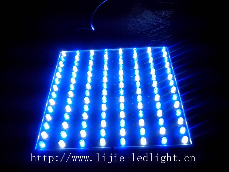 55watt newest led aquarium lights blue&white