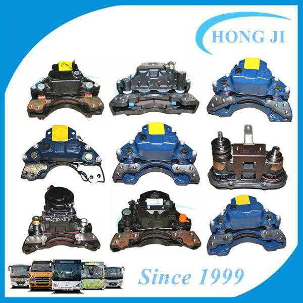 Global Economy and Trade Ltd Auto Disc Brake Caliper for Chinese Bus