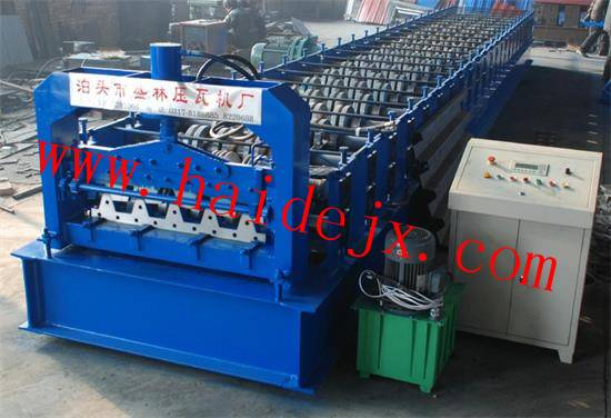 Type H75 tile equipment