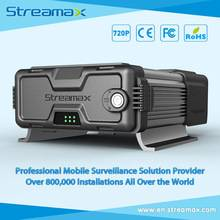24 Channels HD Mobile DVR Streamax X7-E1608 with GPS, 3G/4G and WIFI