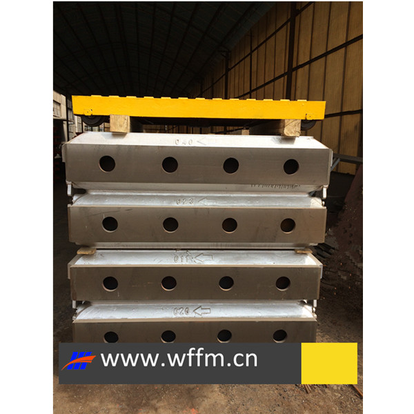 molding box for automatic molding line