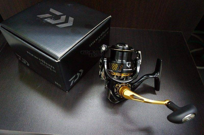 Daiwa MORETHAN 2510PE-H Fishing Reel 2014