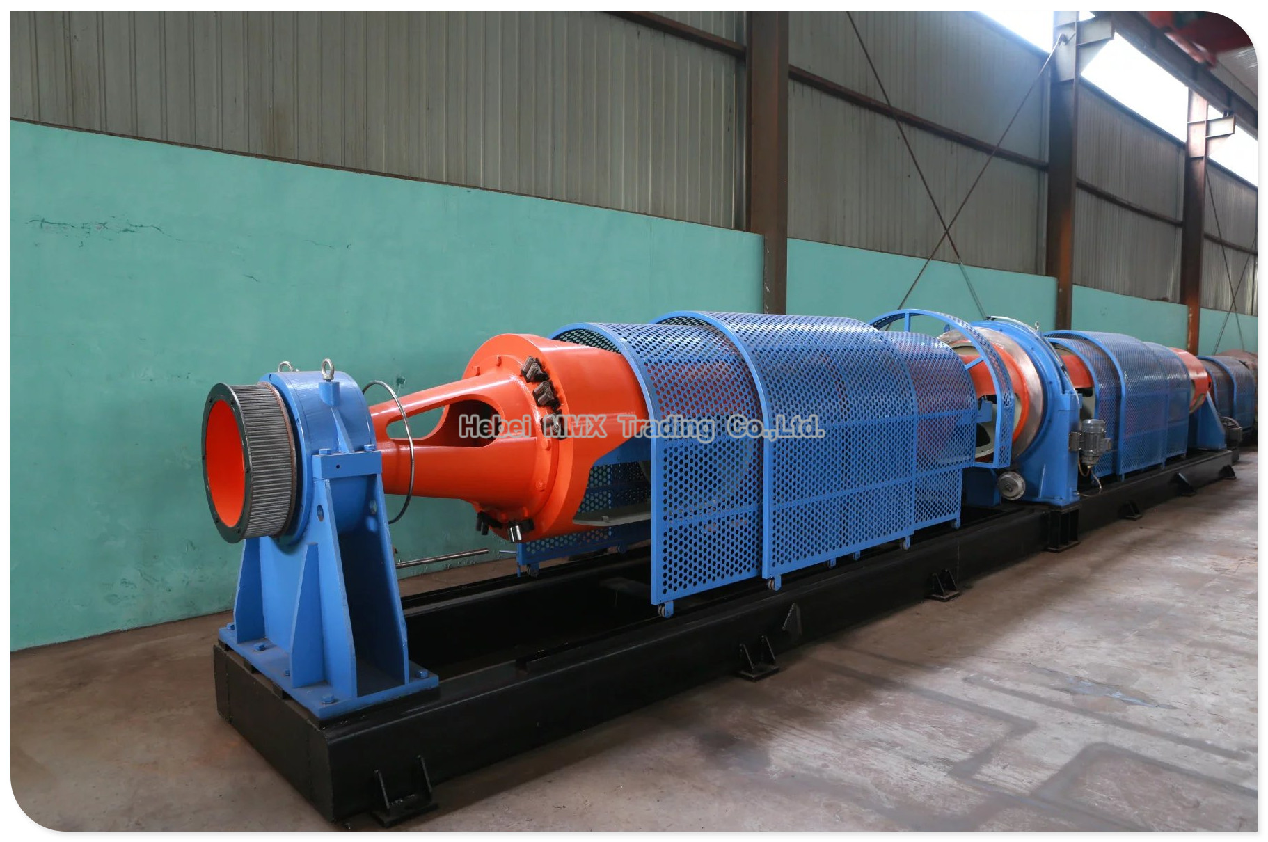 Cable Making Machine. Cable Stranding Machine.Tubular Stranding Machine.