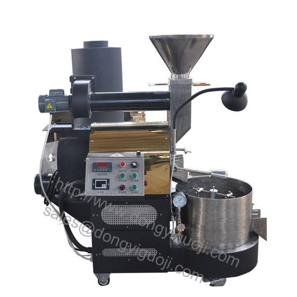 3 kg Coffee Roaster Electric or Gas Type