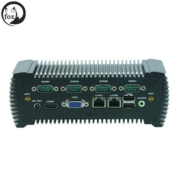 Embedded Fanless PC (IPC-B853)