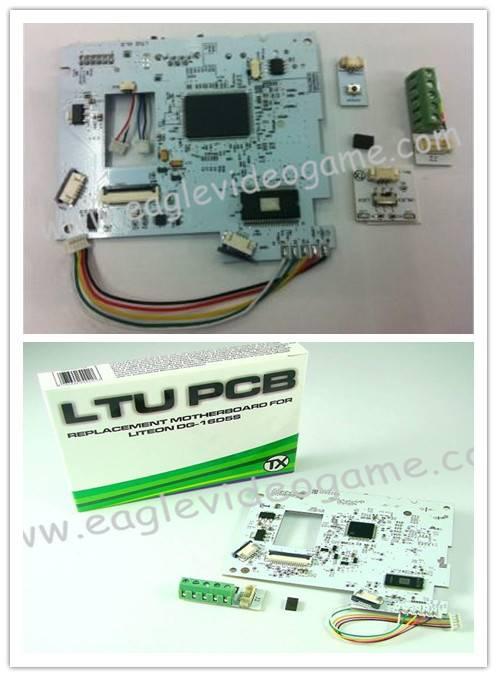Xbox360 Xecuter LTU2 PCB 1175 Liteon DG-16D5S&Xecuter LTU2 PCB Hitachi DL10N Unlocked PCB Replacemen