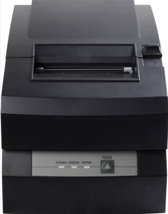 76mm Double color Dot-matrix Printer Machine with high speed