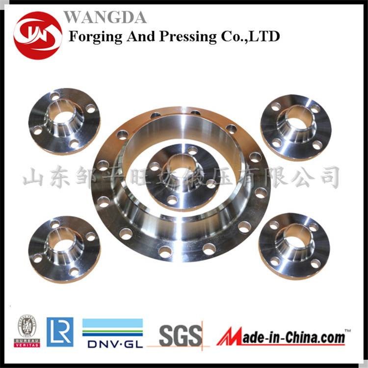 (WN, SO, TH, LJ, SW, Blind) JIS, DIN, GOST Steel Pipe Flanges