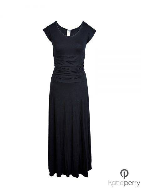 Bondi Maxi Dress - Women's viscose jersey dress made in sydney for Pregnancy & travel : Katie Perry