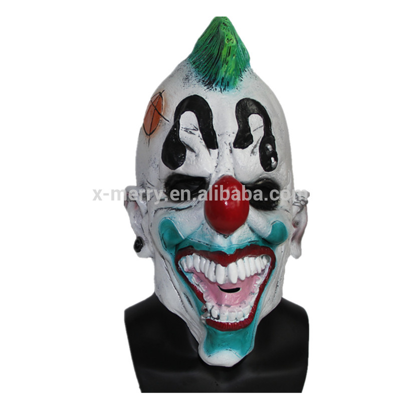 X-MERRY TOY The Joker Latex Halloween Mask Full Face Party Mask x12039