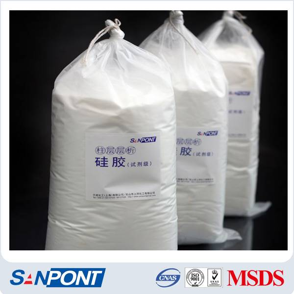 SANPONT Manufacturing powdered Silica Gel 90A