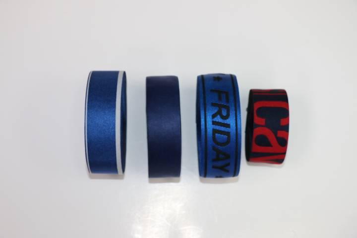 Shining elastic band elastic tape elastic webbing for sale
