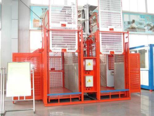 Hengqi  SC200/200 Construction Hoist  with comparative price