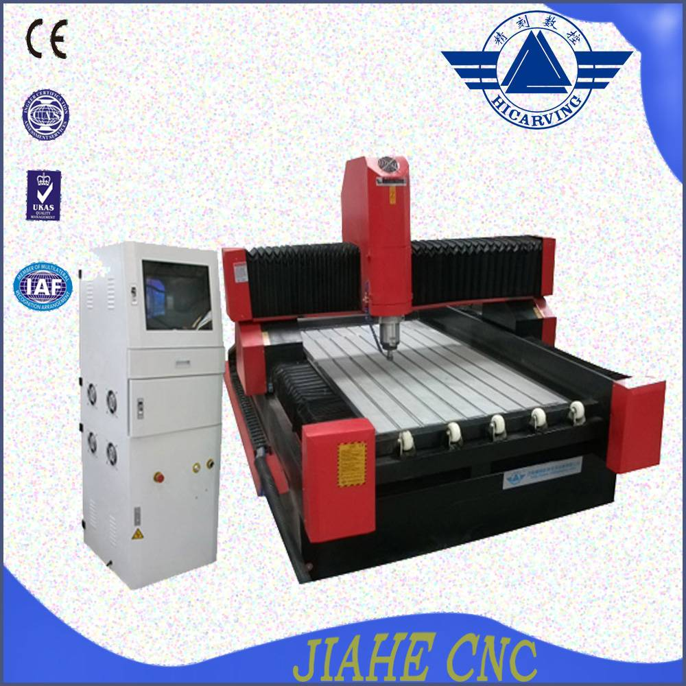 Stone CNC Router JK-1325 For Marble, Granite Carving