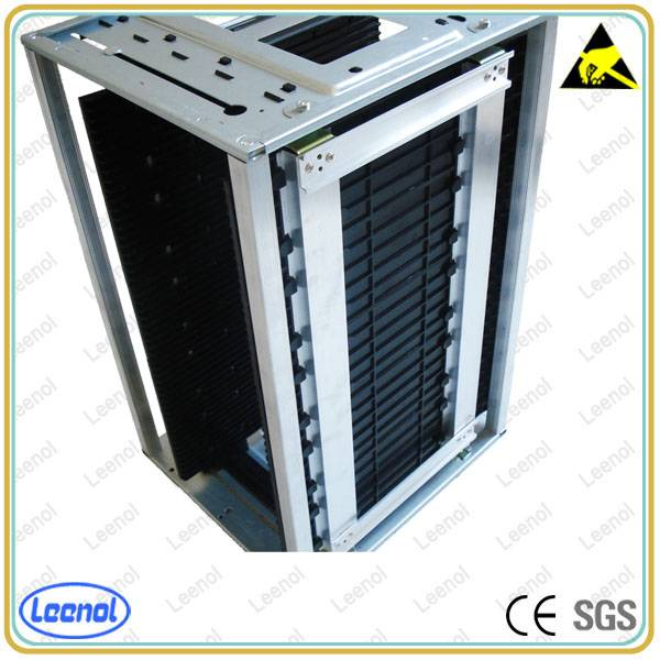 Anti-static Magazine Rack OEM High Temperature PCB Storage
