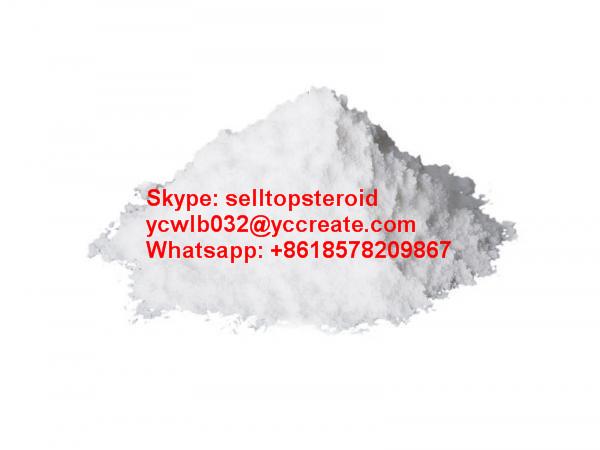 White Crystalline Powder Fat Burning Steroids Synephrine CAS 94-07-5 for Abdomen Obesity