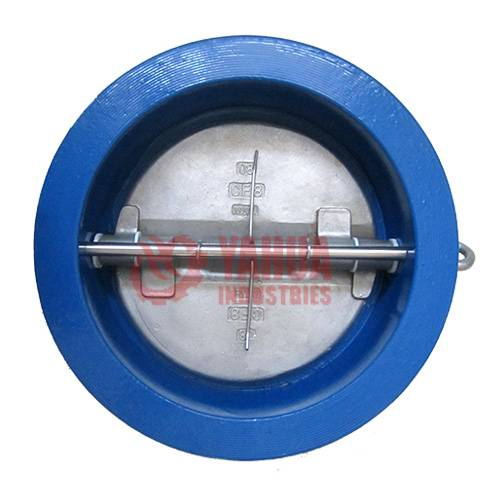Dual Plate Check Valve - Manufacturer