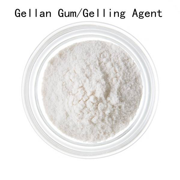 Good Quality Low Acyl Gelling and Suspending Agent Gellan Gum for Food Pharm and Cosmetics