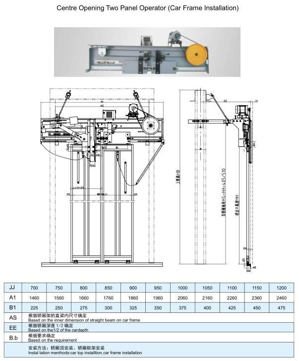 Mitsubishi Type Elevator Operator Syetem