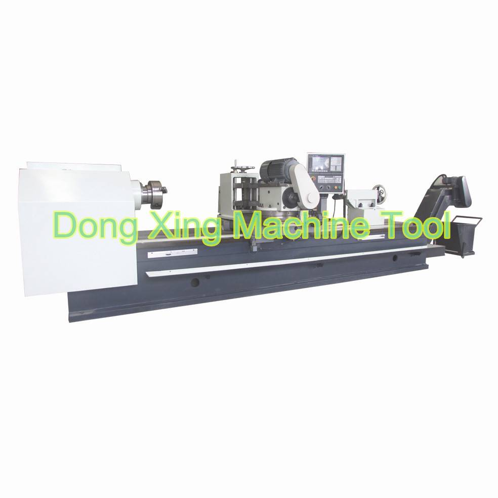 High Precision CNC Milling Machine for Oil Mill Screw Manufacture
