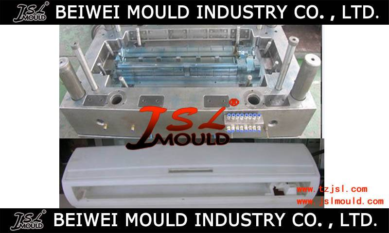 High Precision Customized Air Conditioner Plastic Mould