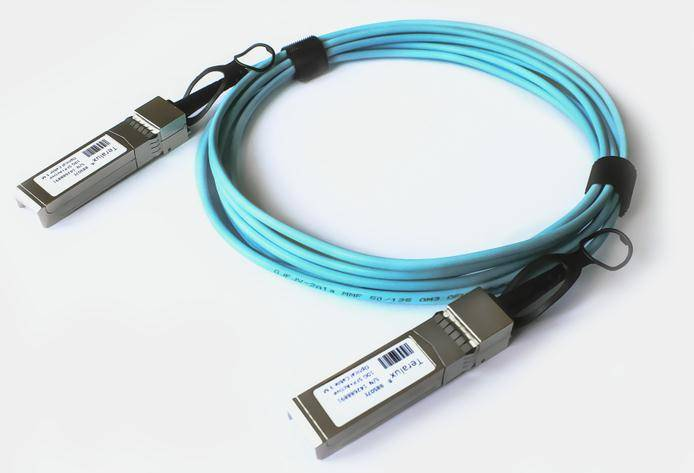 10G SFP+ Active Optical Cable (AOC)