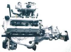 DK13-08 Engine