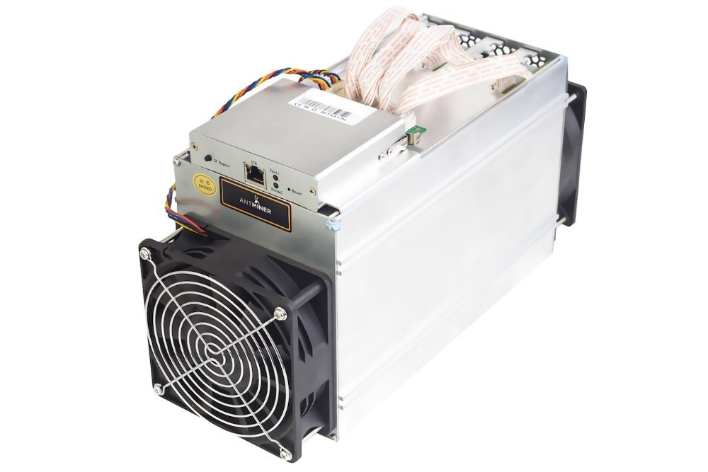 AntMiner D3 ASIC miner for Dash with PSU APW3++