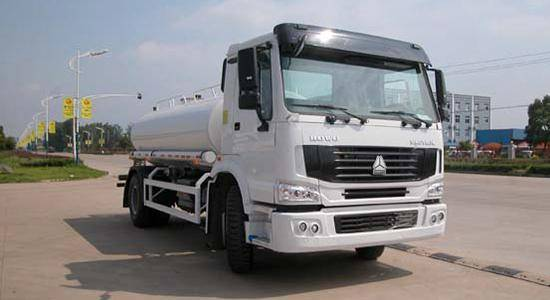CLW5073GSS4 WATER TRUCK