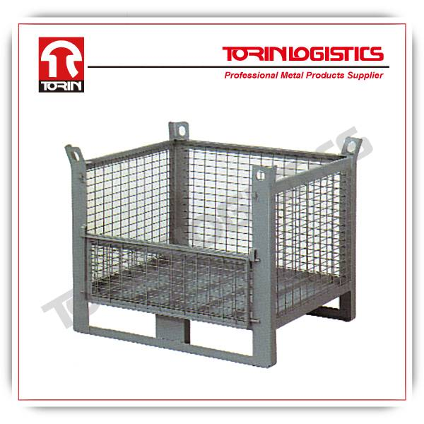 Steel wire mesh container SWK8018