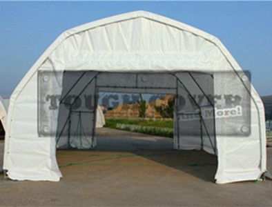 6.2M(20.3') Wide, New Design Hexagon Tent, Portable Carport